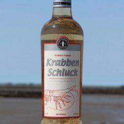 Krabben Schluck